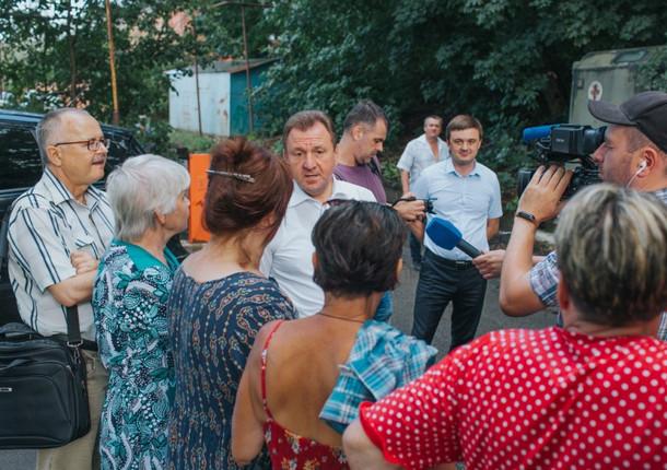 Зелёную зону в 204-м квартале Ставрополя сохранят